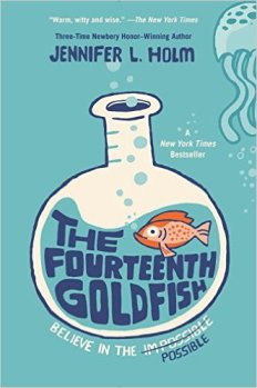 fourteenth goldfish book