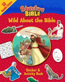 adventure bible activity book