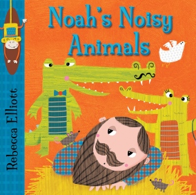 noahs noisy animals