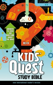 kids quest bible