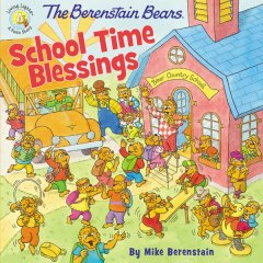 berenstain bears school time blessings