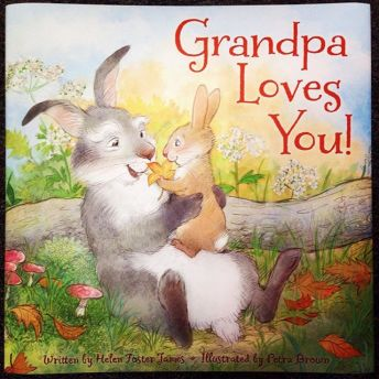 grandpa loves you cover
