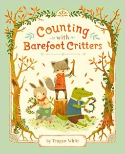 counting barefoot critters