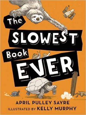 slowest book ever cover