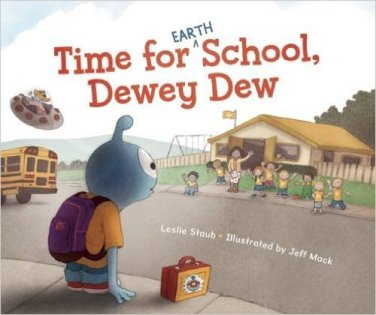 time for earth school dewey dew