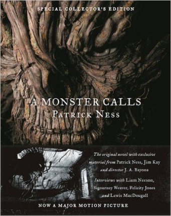A Monster Calls Books Review Book Trailer