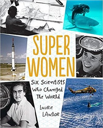 super women in science