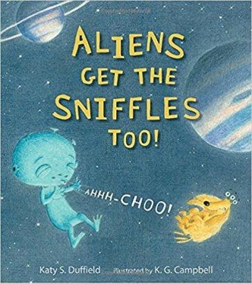 Aliens get sniffles too