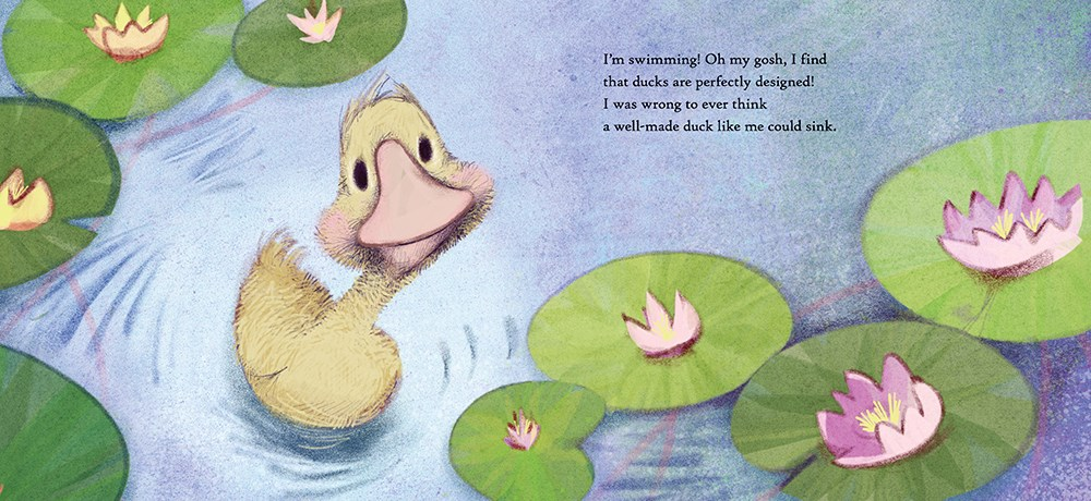 i'm a duck page 1